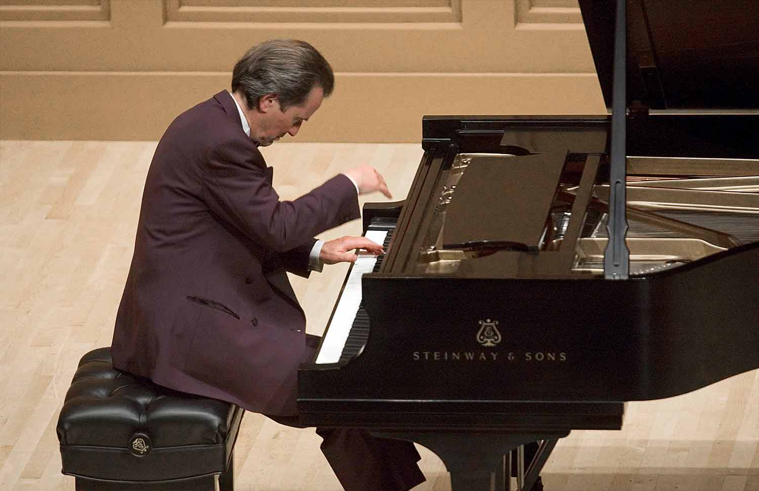 Pianist Andreas Klein